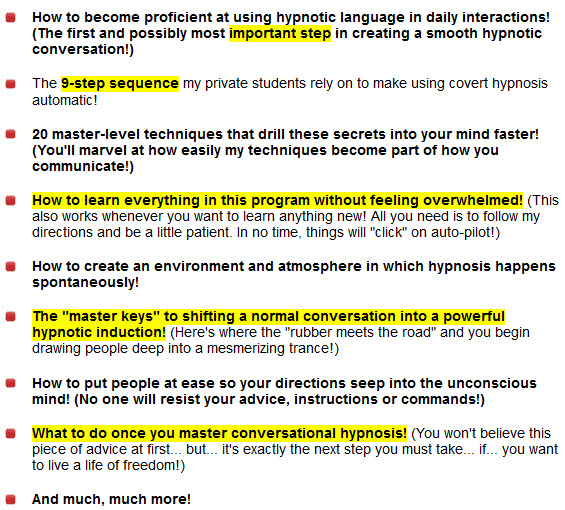 How To Master Conversational Hypnosis As Fast As Humanly Possible