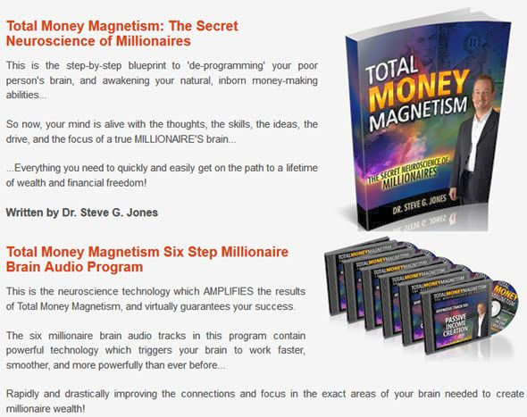 Total Money Magnetism: The Secret Neuroscience of Millionaires