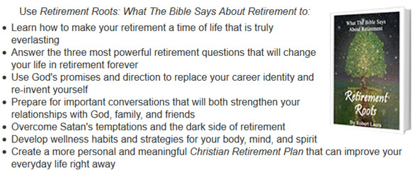 Use Retirement Roots to discover the best of what God has in store for you.