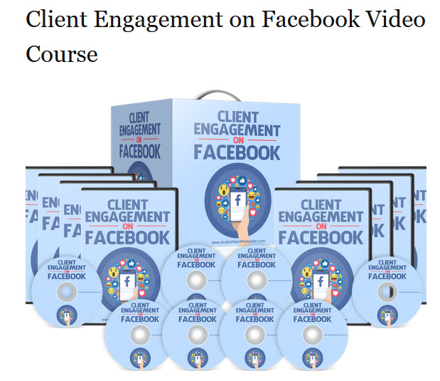 Client Engagement on Facebook Video Course