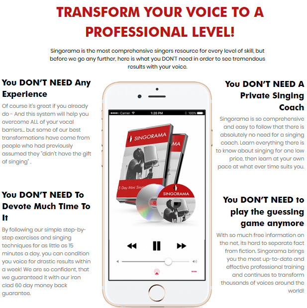 Transform Your Voice To A Professional Level