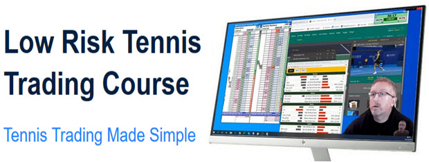 Low Risk Tennis Trading Course