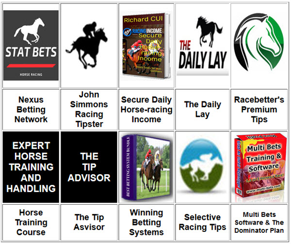 Horse Racing Betting winning systems