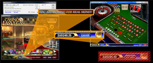 A Roulette System from a Casino Programmer