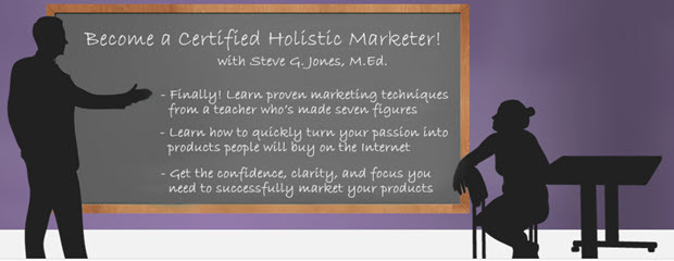 Holistic Marketing Certification