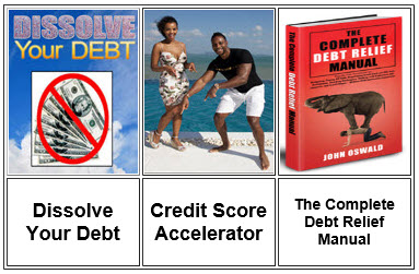 The Complete Debt Relief Manual
