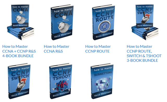 How to Master CCNA & CCNP