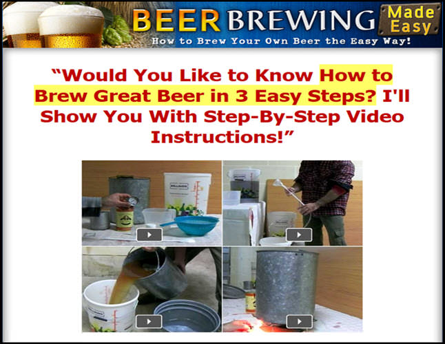 How to Brew Great Beer