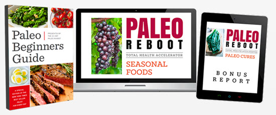 Paleo Cures and the Paleo Seasonal Foods Guide