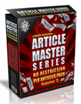 PLR Articles Pack