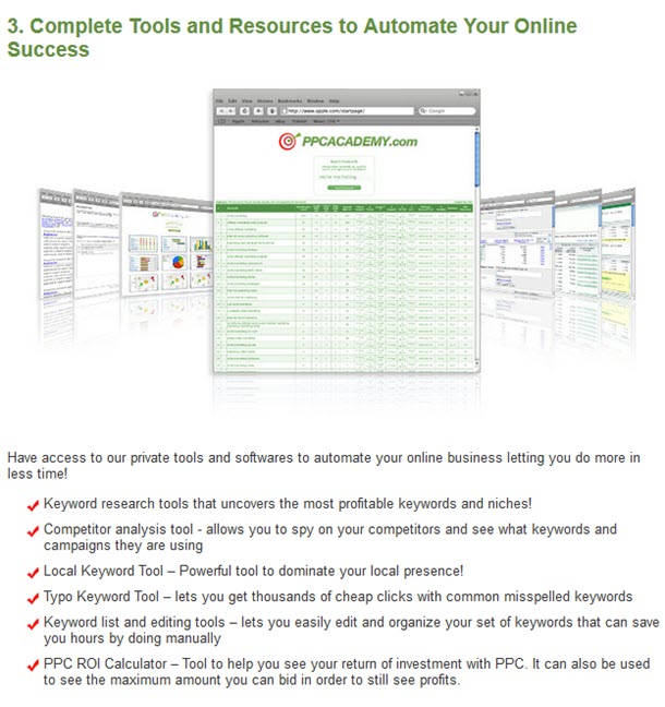 Complete Tools and Resources to Automate Your Online Success