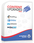 Content Upgrades PROfor WordPress