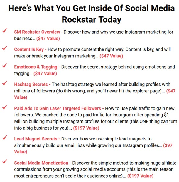 Discover how and why we use Instagram marketing