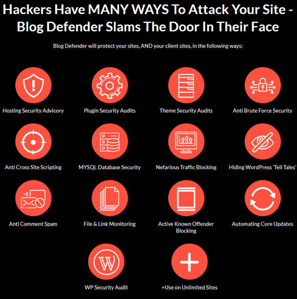 Hackers Have MANY WAYS To Attack Your Site