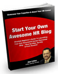 Launching YOUR OWN HR Blog