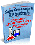 The Ultimate Guide To Sales Comebacks And Rebuttals 2016