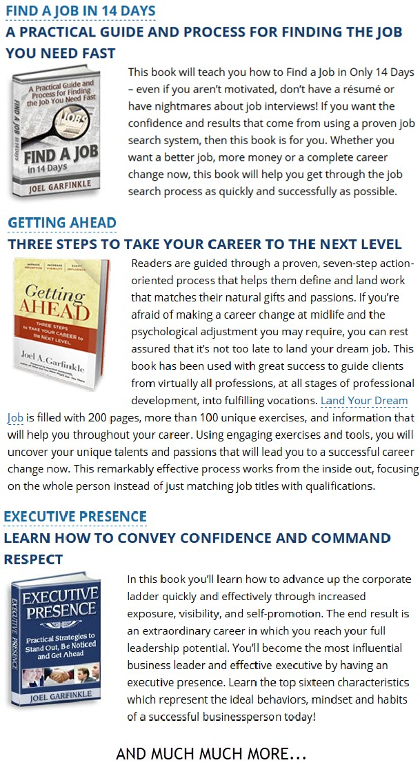 A Practical Guide and Process for Finding the Job You Need Fast