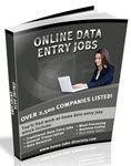Data Entry Work Online Jobs - Earn From Home