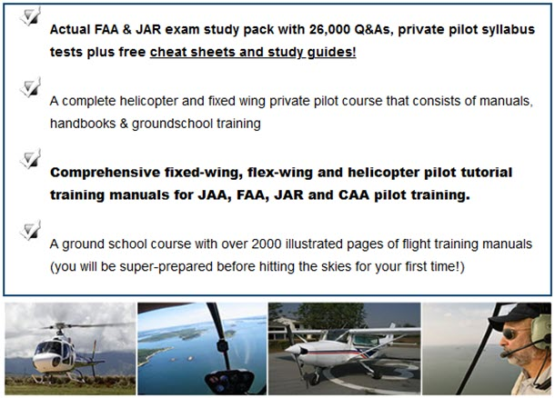 Private Pilot DVD Training Course
