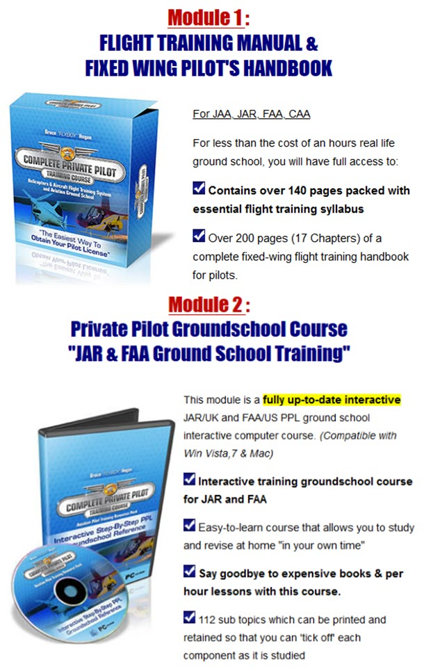 Private Pilot Groundschool Course