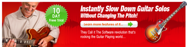 RIFFMASTER_PRO RIFF MASTER PRO Instantly Slow Down Guitar Solos Without Changing The Pitch