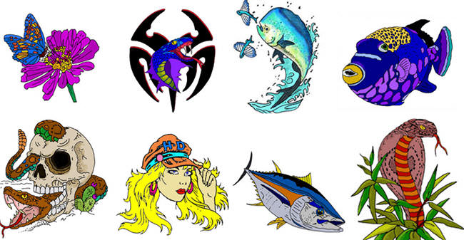 special tattoo designs-TATTOO DIRECTOR-The Only Tattoo Designs Software