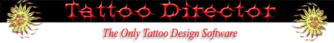 TATTOO DIRECTOR-The Only Tattoo Designs Software