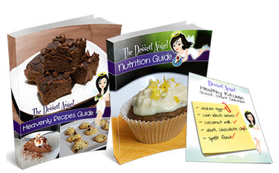 Healthy Desserts Cookbook
