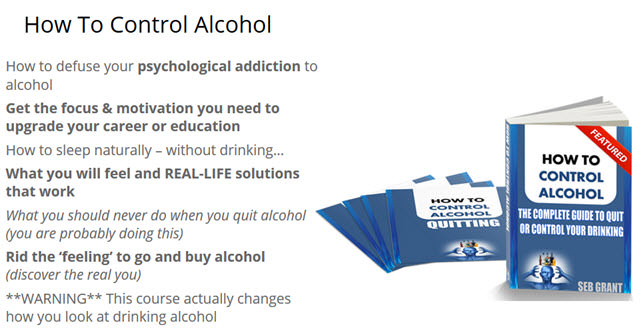 How To Control Alcohol