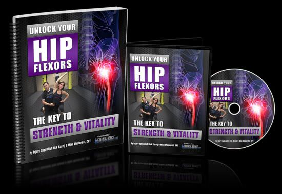 Unlock Your Hip Flexors gives you a practical