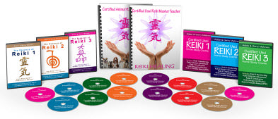 Usui Reiki Master Video