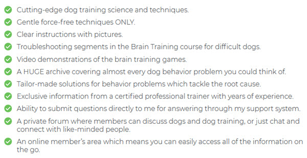 Cutting-edge dog training science and techniques