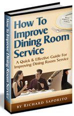 How To Improve Dining Room Service book