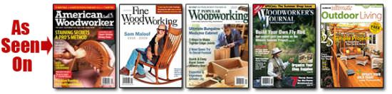 THE MOST COMPLETE WOODWORKING RESOURCE - 14,000 Plans and Projects