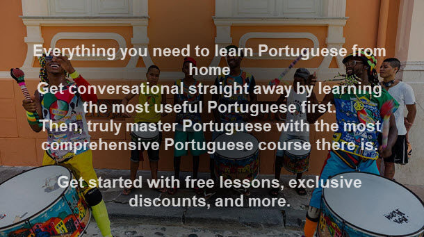 speaking proficient Portuguese