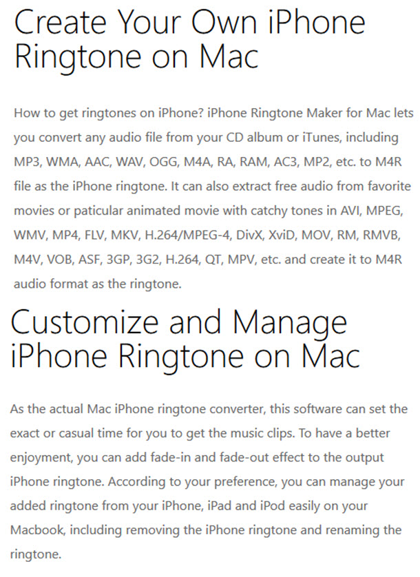 How to get ringtones on iPhone