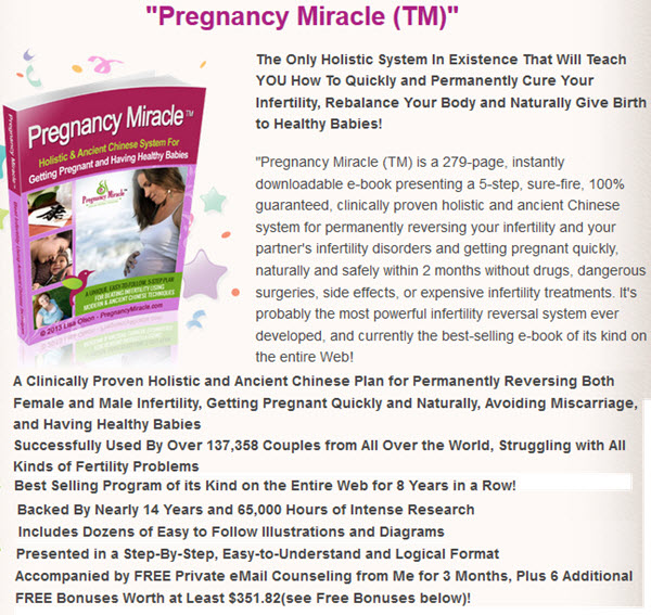 Pregnancy-Miracle-System