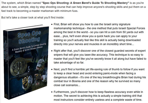 A Green Beret's Guide To Shooting Mastery