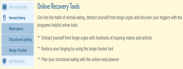 Online Recovery Tools
