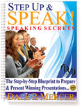 Public Speaking And Presentation Secrets