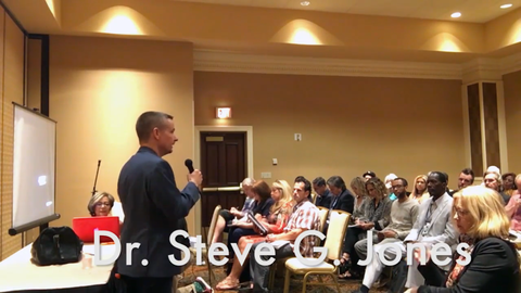 Public Speaking Master Dr. Steve G. Jones