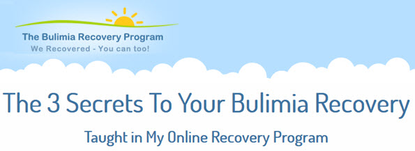 The 3 Secrets To Your Bulimia Recovery