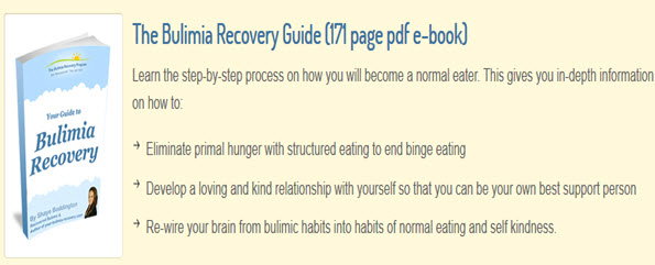 The Bulimia Recovery Guide