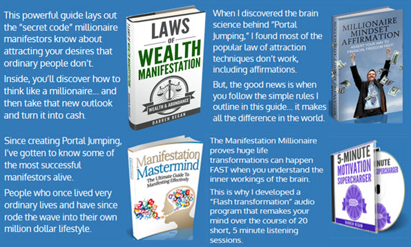The Laws of Wealth Manifestation