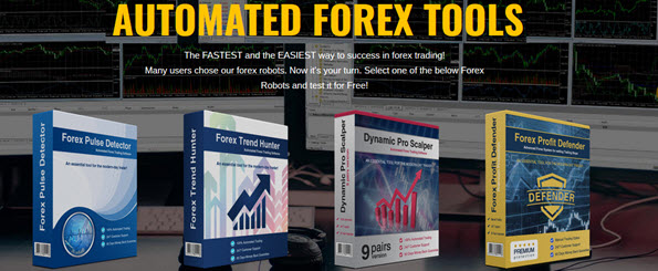 Automated Forex Tools - Forex Robots
