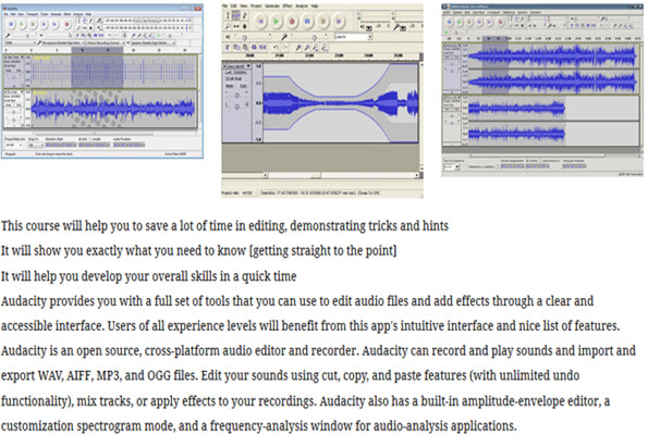 how to remove echo from audio audacity