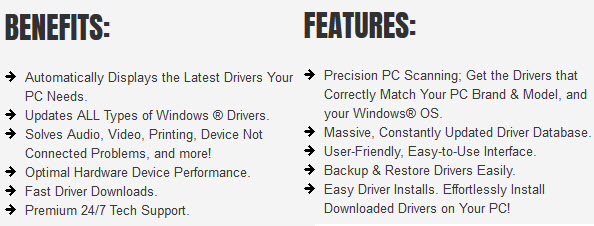 Easy Driver Installs