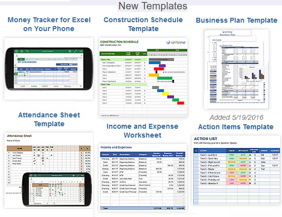Money Tracker for Excel on Your Phone