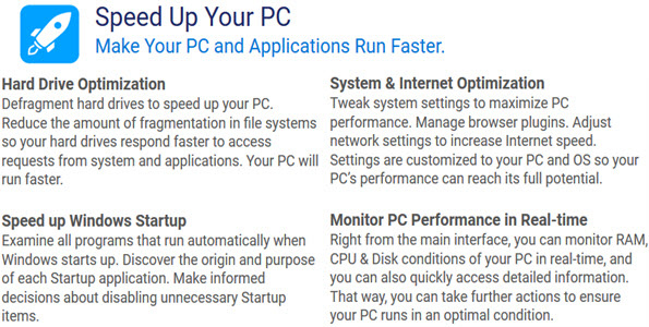 Speed Up Your PC Make Your PC and Applications Run Faster