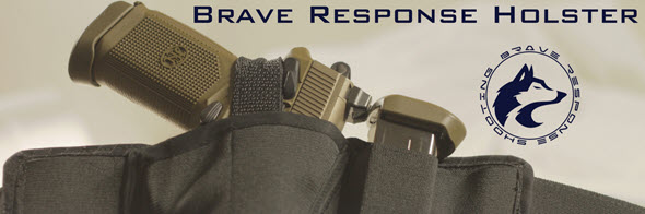 Concealed Carry Brave Response Gun Holster